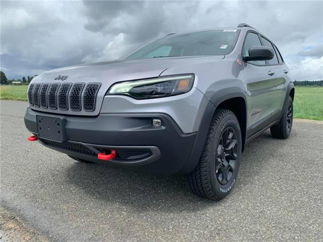 2019 Jeep Cherokee Trailhawk (Stk: D468067) in Courtenay - Image 3 of 30
