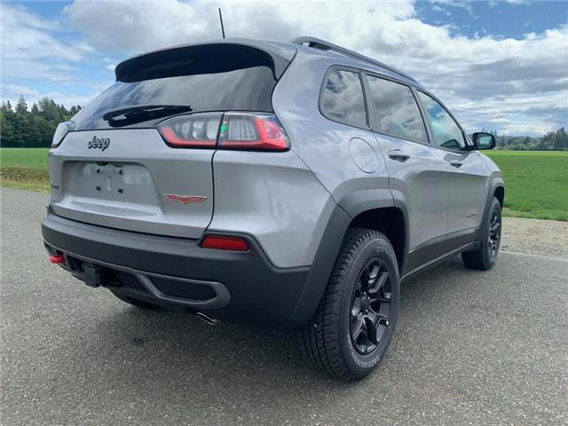 2019 Jeep Cherokee Trailhawk (Stk: D468067) in Courtenay - Image 7 of 30