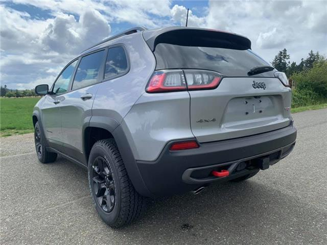 2019 Jeep Cherokee Trailhawk (Stk: D468067) in Courtenay - Image 5 of 30