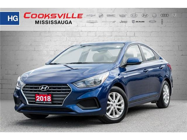 2018 Hyundai Accent  (Stk: H7890PR) in Mississauga - Image 1 of 18