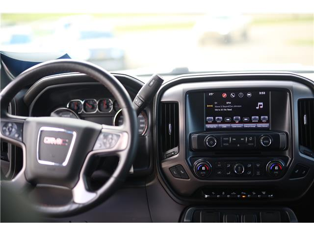 2016 GMC Sierra 2500HD SLT (Stk: 58052) in Barrhead - Image 16 of 39