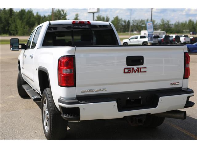 2016 GMC Sierra 2500HD SLT (Stk: 58052) in Barrhead - Image 3 of 39