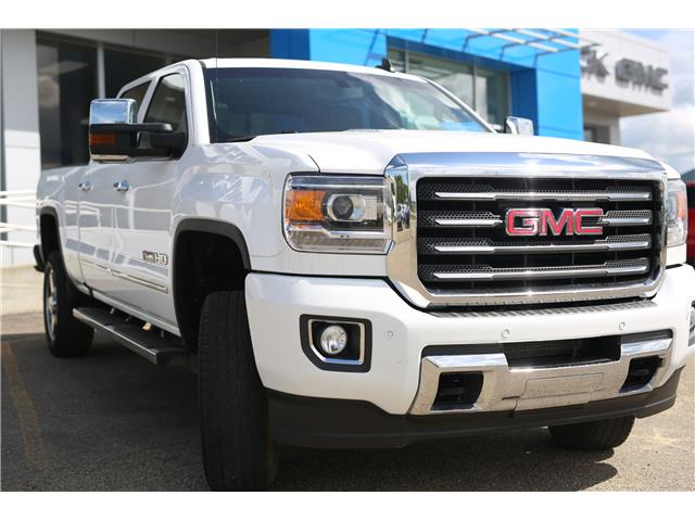 2016 GMC Sierra 2500HD SLT (Stk: 58052) in Barrhead - Image 7 of 39