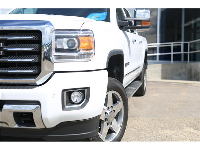 2016 GMC Sierra 2500HD SLT (Stk: 58052) in Barrhead - Image 9 of 39