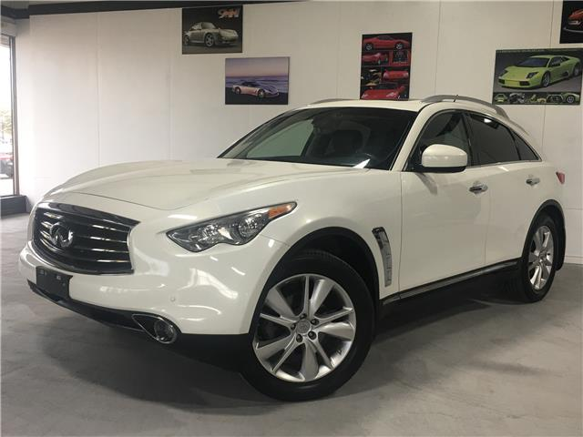 2012 Infiniti FX35 Limited Edition (Stk: 5634) in North York - Image 1 of 24