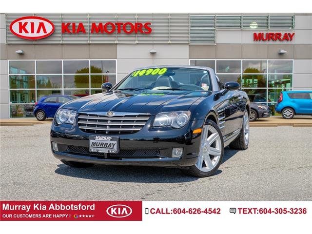 2007 Chrysler Crossfire Limited (Stk: M1286) in Abbotsford - Image 1 of 19