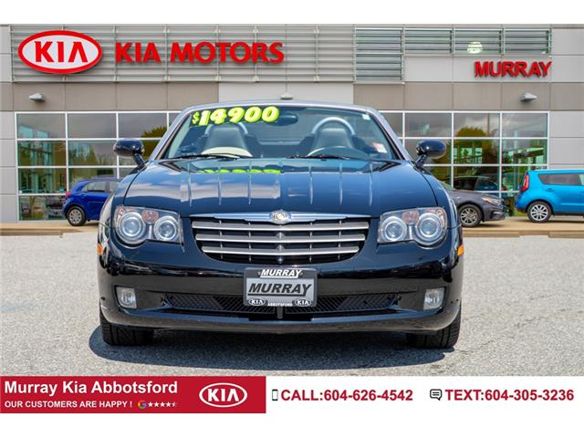 2007 Chrysler Crossfire Limited (Stk: M1286) in Abbotsford - Image 2 of 19
