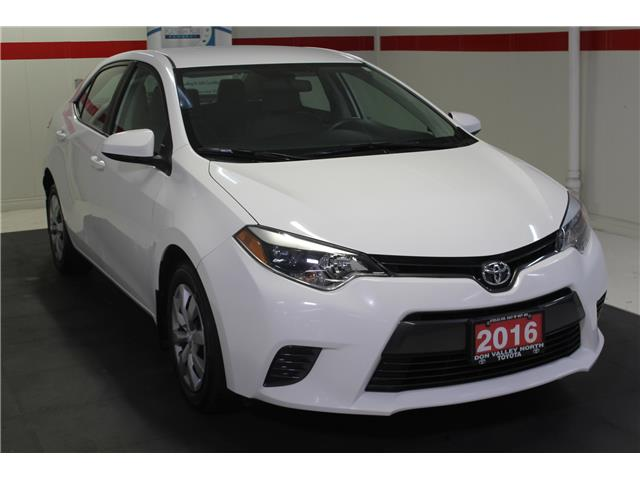 2016 Toyota Corolla LE (Stk: 298733S) in Markham - Image 2 of 23