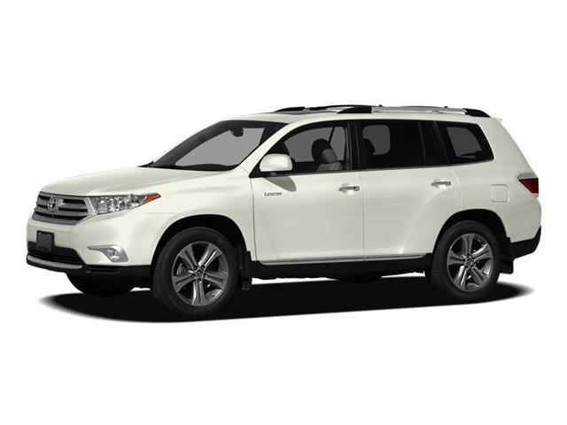 2012 Toyota Highlander V6 Limited (Stk: 14866ASZ) in Thunder Bay - Image 1 of 1