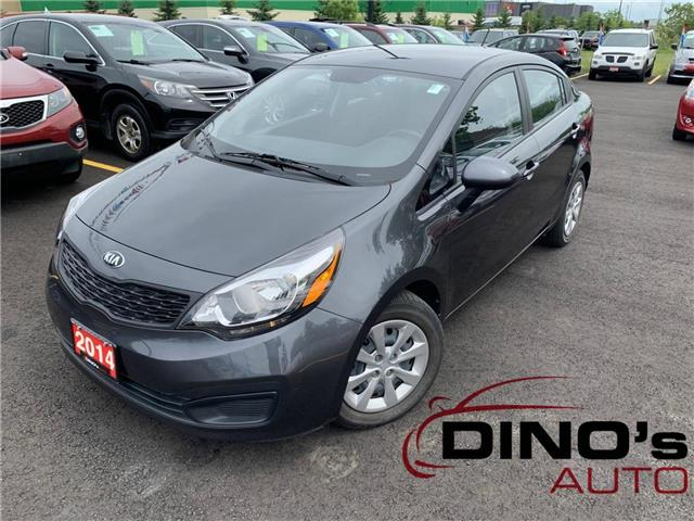 2014 Kia Rio LX+ (Stk: 371175) in Orleans - Image 1 of 27