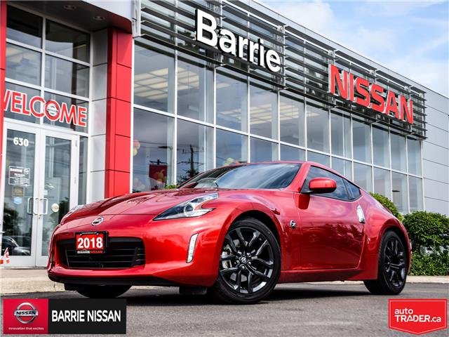 2018 Nissan 370Z Base (Stk: P4588) in Barrie - Image 1 of 23
