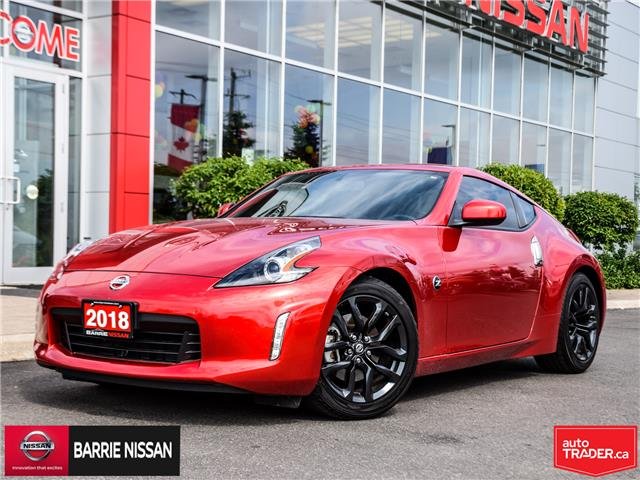 2018 Nissan 370Z Base (Stk: P4588) in Barrie - Image 7 of 23