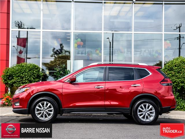 2017 Nissan Rogue SV (Stk: P4573) in Barrie - Image 4 of 26