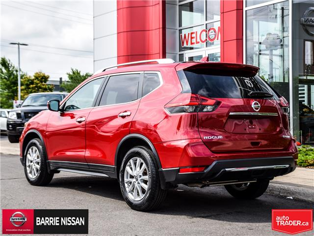 2017 Nissan Rogue SV (Stk: P4573) in Barrie - Image 5 of 26
