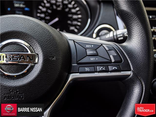 2017 Nissan Rogue SV at $23374 for sale in Barrie - Barrie