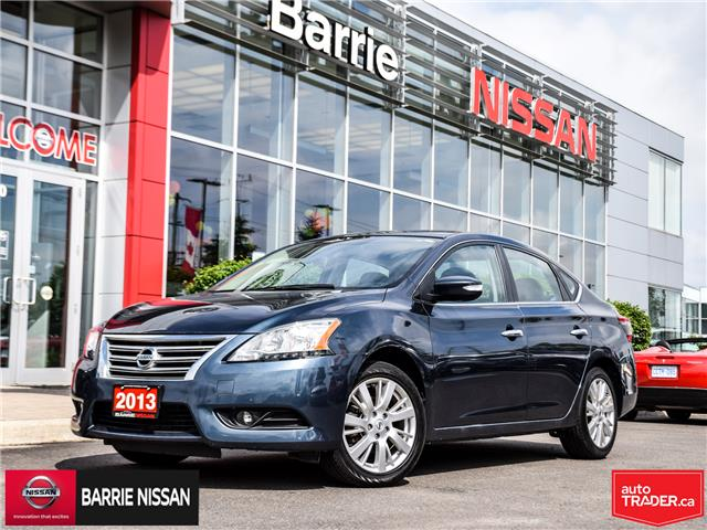 2013 Nissan Sentra 1.8 SV (Stk: 19197A) in Barrie - Image 1 of 24