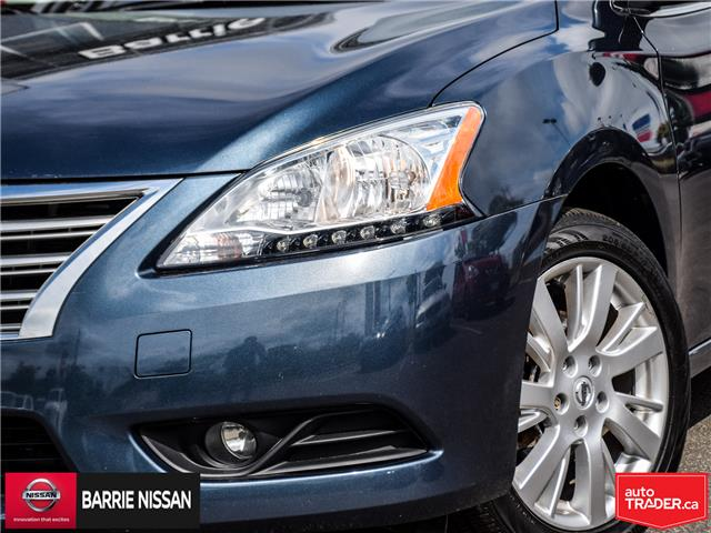 2013 Nissan Sentra 1.8 SV (Stk: 19197A) in Barrie - Image 2 of 24