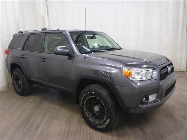 2013 Toyota 4Runner SR5 V6 (Stk: 19070931) in Calgary - Image 1 of 28