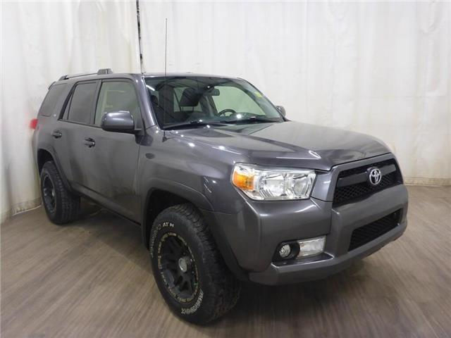 2013 Toyota 4Runner SR5 V6 (Stk: 19070931) in Calgary - Image 2 of 28