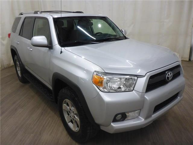 2012 Toyota 4Runner SR5 V6 (Stk: 19071252) in Calgary - Image 1 of 27