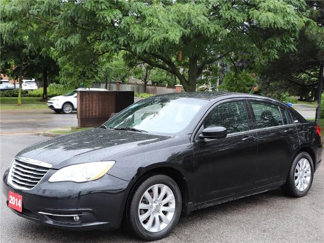 2014 Chrysler 200 Touring| Remote Start| Heat Seat| PWR Seats (Stk: 5386A) in Stoney Creek - Image 2 of 16