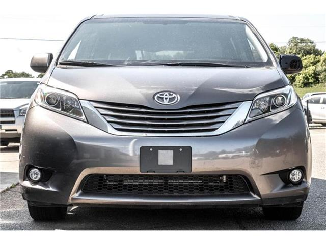 2015 Toyota Sienna XLE AWD 7-Pass V6 6A (Stk: H20032A) in Orangeville - Image 2 of 22