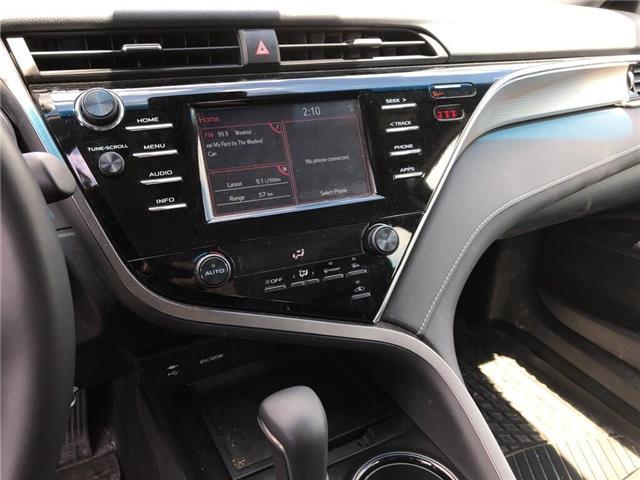 2018 Toyota Camry SE (Stk: 004473T) in Brampton - Image 16 of 18