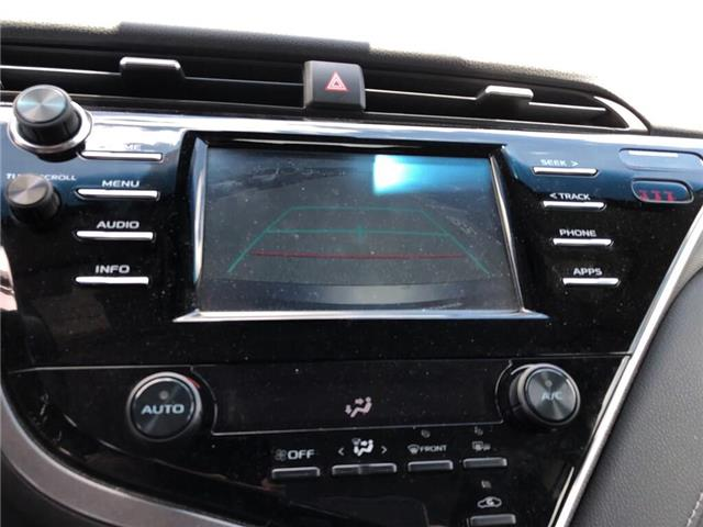 2018 Toyota Camry SE (Stk: 004473T) in Brampton - Image 17 of 18
