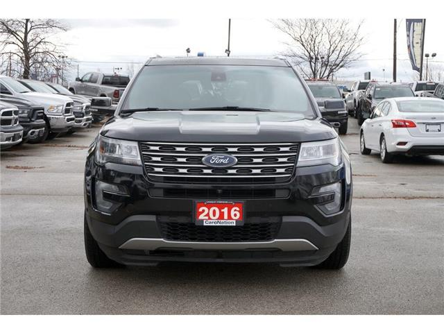 2016 Ford Explorer LIMITED| ACTIVE PARK ASSIST| DUAL PANEL MOONROOF (Stk: K217A) in Burlington - Image 2 of 50