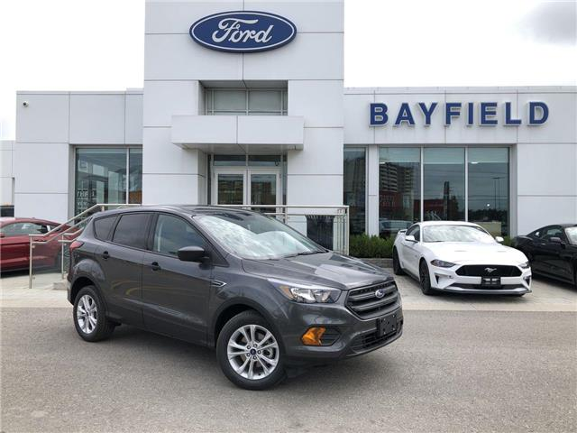 2019 Ford Escape S (Stk: ES19825) in Barrie - Image 1 of 19
