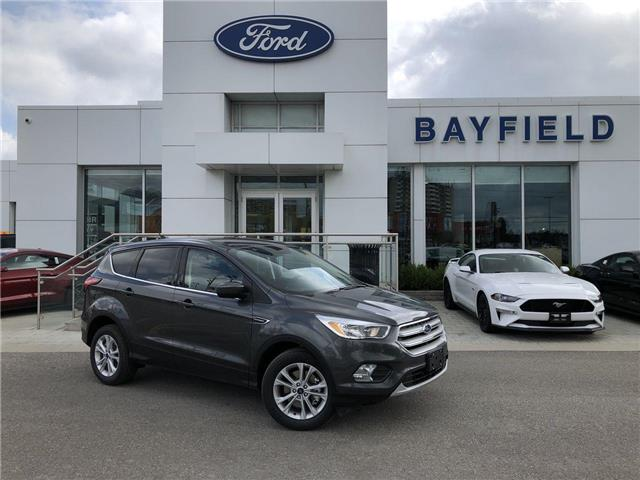 2019 Ford Escape SE (Stk: ES19822) in Barrie - Image 1 of 24