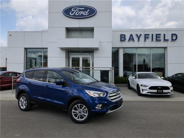 2019 Ford Escape SE (Stk: ES19840) in Barrie - Image 1 of 24