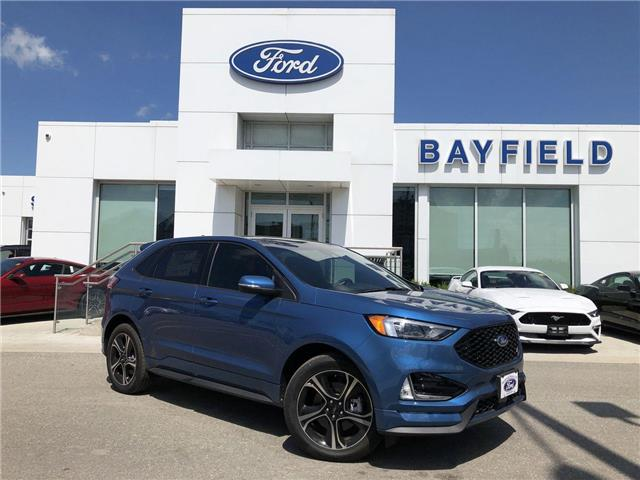2019 Ford Edge ST (Stk: ED19807) in Barrie - Image 1 of 29