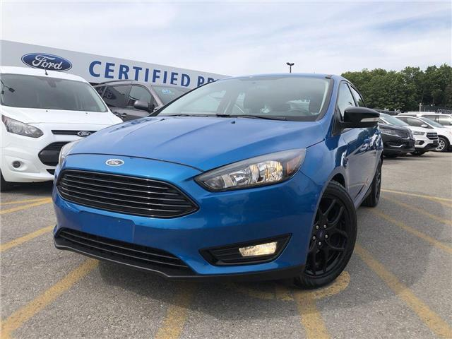 2016 Ford Focus SE (Stk: FS19047A) in Barrie - Image 1 of 21