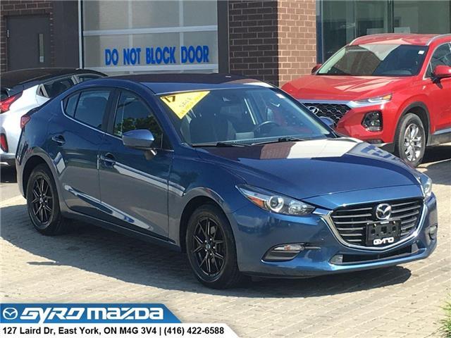 2017 Mazda Mazda3 GS (Stk: 28808A) in East York - Image 1 of 30