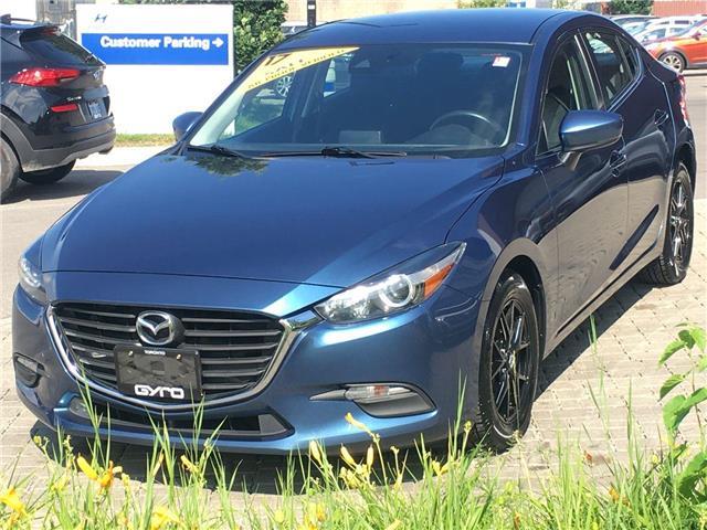 2017 Mazda Mazda3 GS (Stk: 28808A) in East York - Image 4 of 30