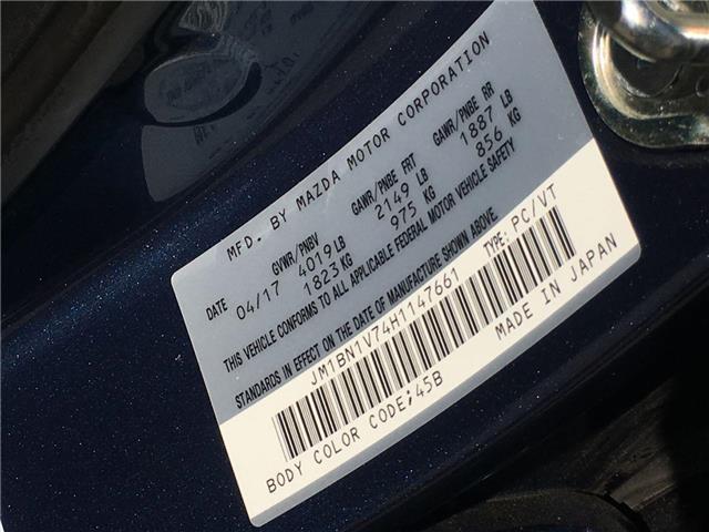 2017 Mazda Mazda3 GS (Stk: 28808A) in East York - Image 28 of 30