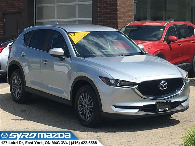 2017 Mazda CX-5 GS (Stk: 28985) in East York - Image 1 of 28