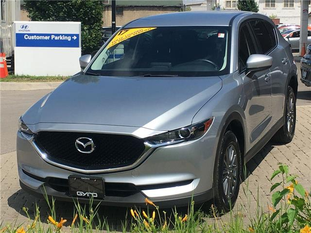 2017 Mazda CX-5 GS (Stk: 28985) in East York - Image 4 of 28