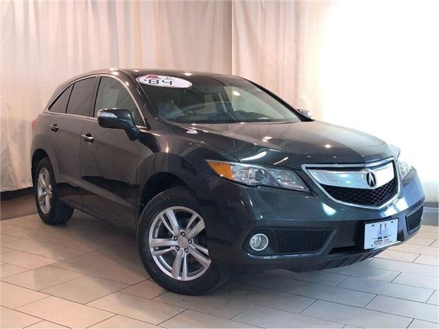2015 Acura RDX Technology Package (Stk: 38949) in Toronto - Image 1 of 26
