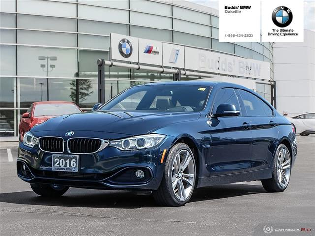 2016 BMW 428i xDrive Gran Coupe (Stk: DB5665) in Oakville - Image 1 of 26