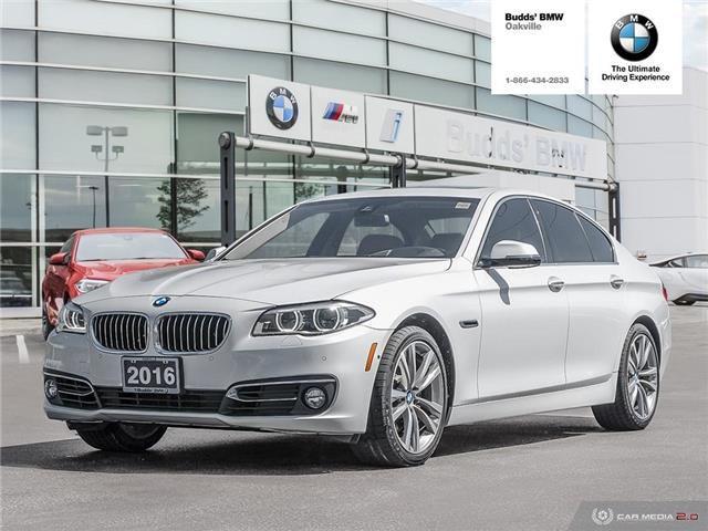 2016 BMW 535i xDrive (Stk: DB5683) in Oakville - Image 1 of 25