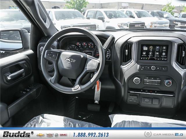 2019 Chevrolet Silverado 1500 Silverado Custom Trail Boss (Stk: SV9083) in Oakville - Image 9 of 25
