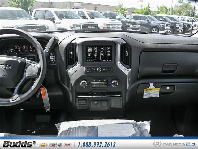 2019 Chevrolet Silverado 1500 Silverado Custom Trail Boss (Stk: SV9083) in Oakville - Image 10 of 25