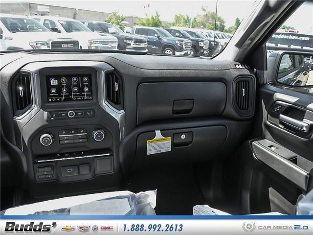 2019 Chevrolet Silverado 1500 Silverado Custom Trail Boss (Stk: SV9083) in Oakville - Image 11 of 25