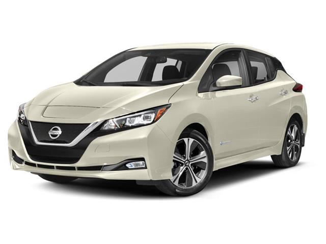 2019 Nissan LEAF  (Stk: N91-5555) in Chilliwack - Image 1 of 9