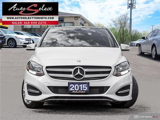 2015 Mercedes-Benz B-Class 4Matic (Stk: 1MB24M6) in Scarborough - Image 2 of 29