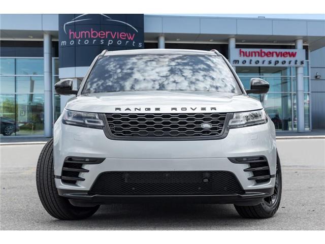 2018 Land Rover Range Rover Velar  (Stk: 19HMS621) in Mississauga - Image 2 of 25