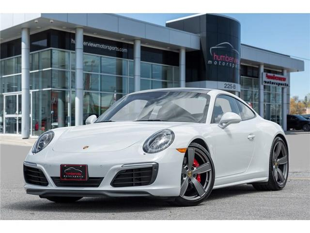 2018 Porsche 911 Carrera 4S (Stk: 19HMS622) in Mississauga - Image 1 of 26
