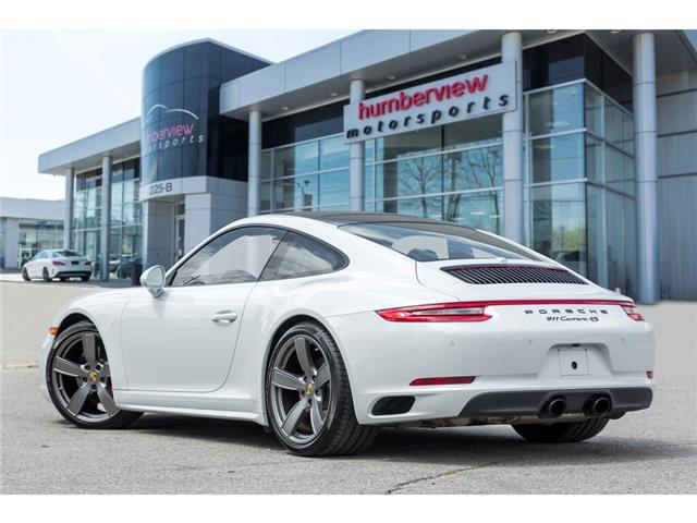 2018 Porsche 911 Carrera 4S (Stk: 19HMS622) in Mississauga - Image 6 of 26